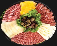 Cheeese and cold cuts photo1